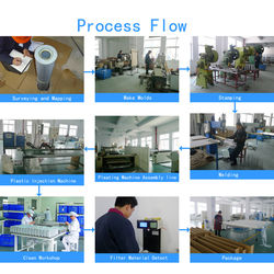中国 Zhangjiagang Filterk Filtration Equipment Co.,Ltd 会社概要